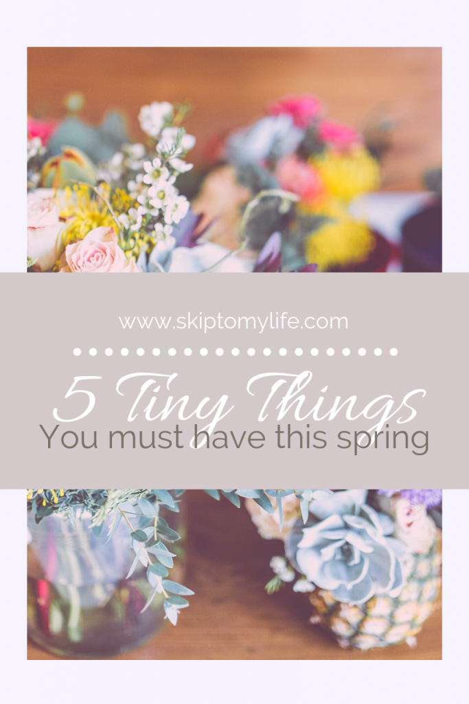 Spring Pick Me Up