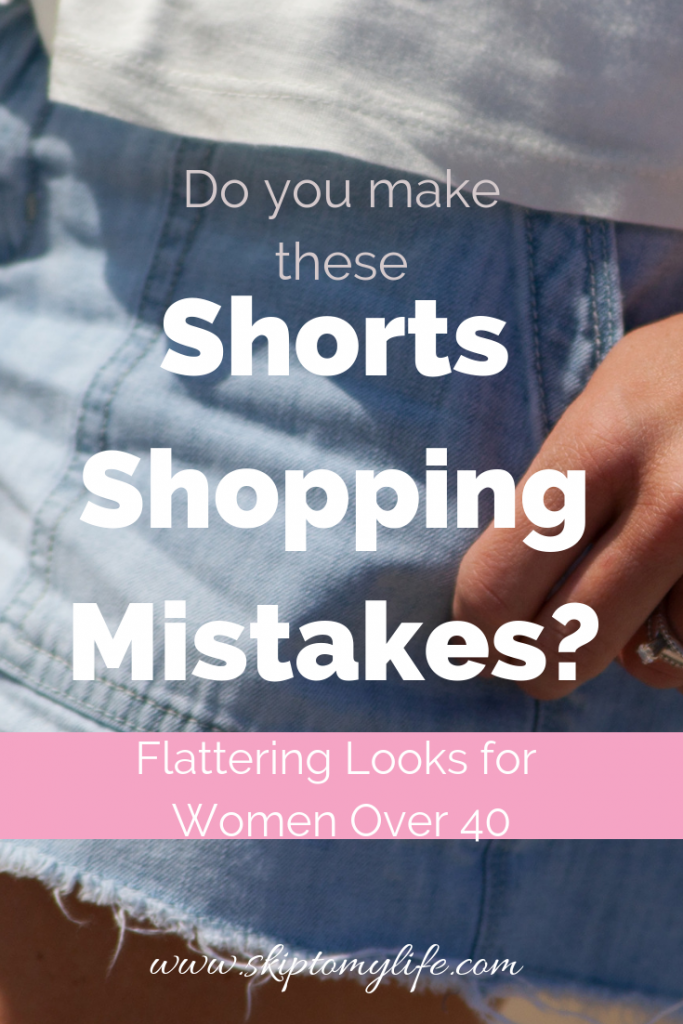 Avoid mom shorts over 40 with this helpful guide.