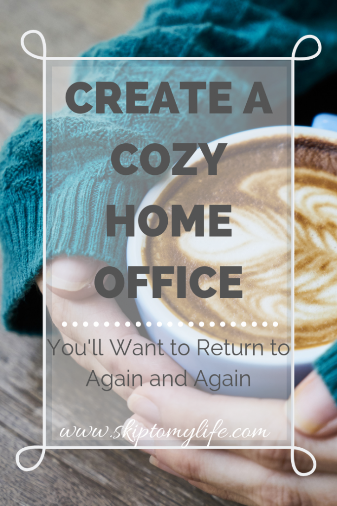 Set up and decorate a home office or hobby area by following these simple steps.