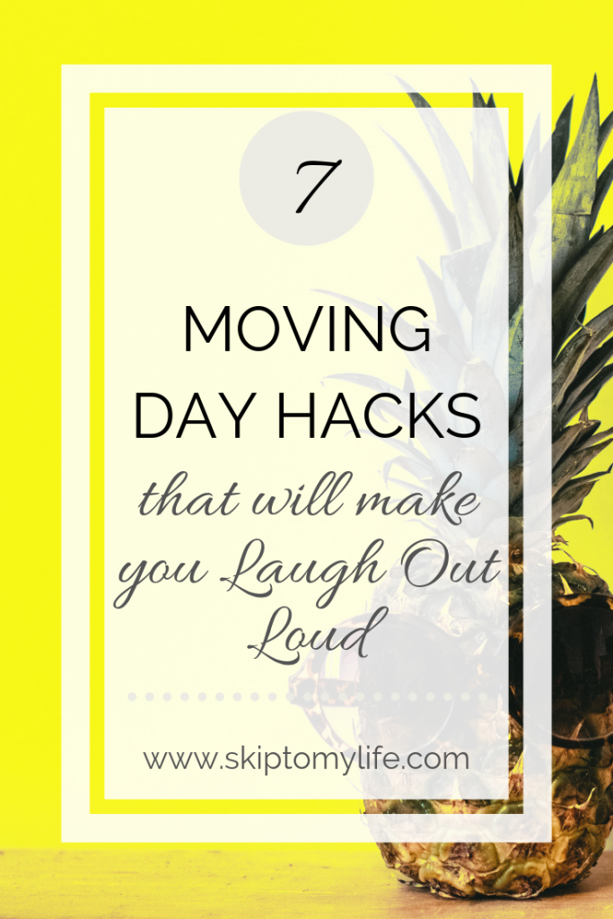 7 tips and tricks that will make moving day more fun.