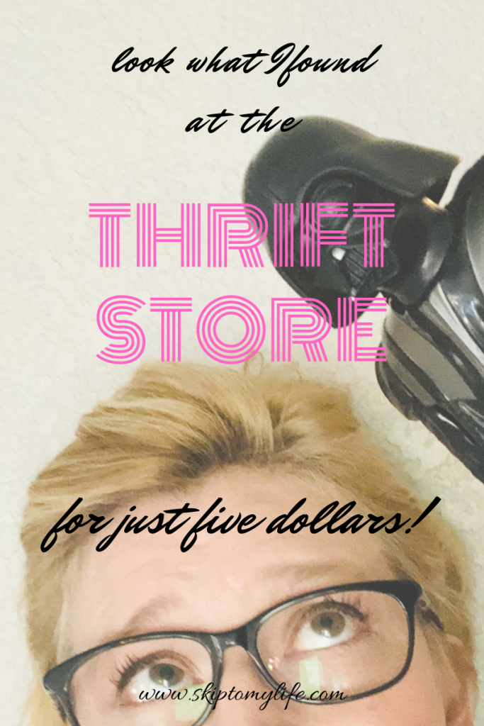 You might be surprised by the hidden treasures waiting for you at your local thrift store!