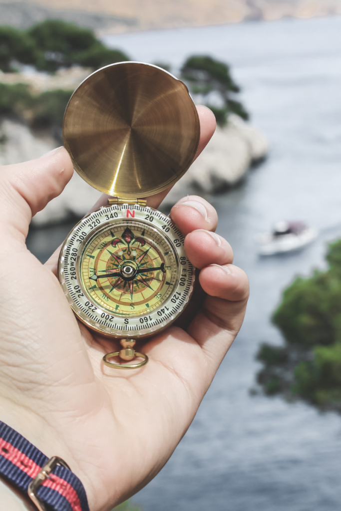 Feeling like you've lost your compass in Empty Nest? This free printable will help.