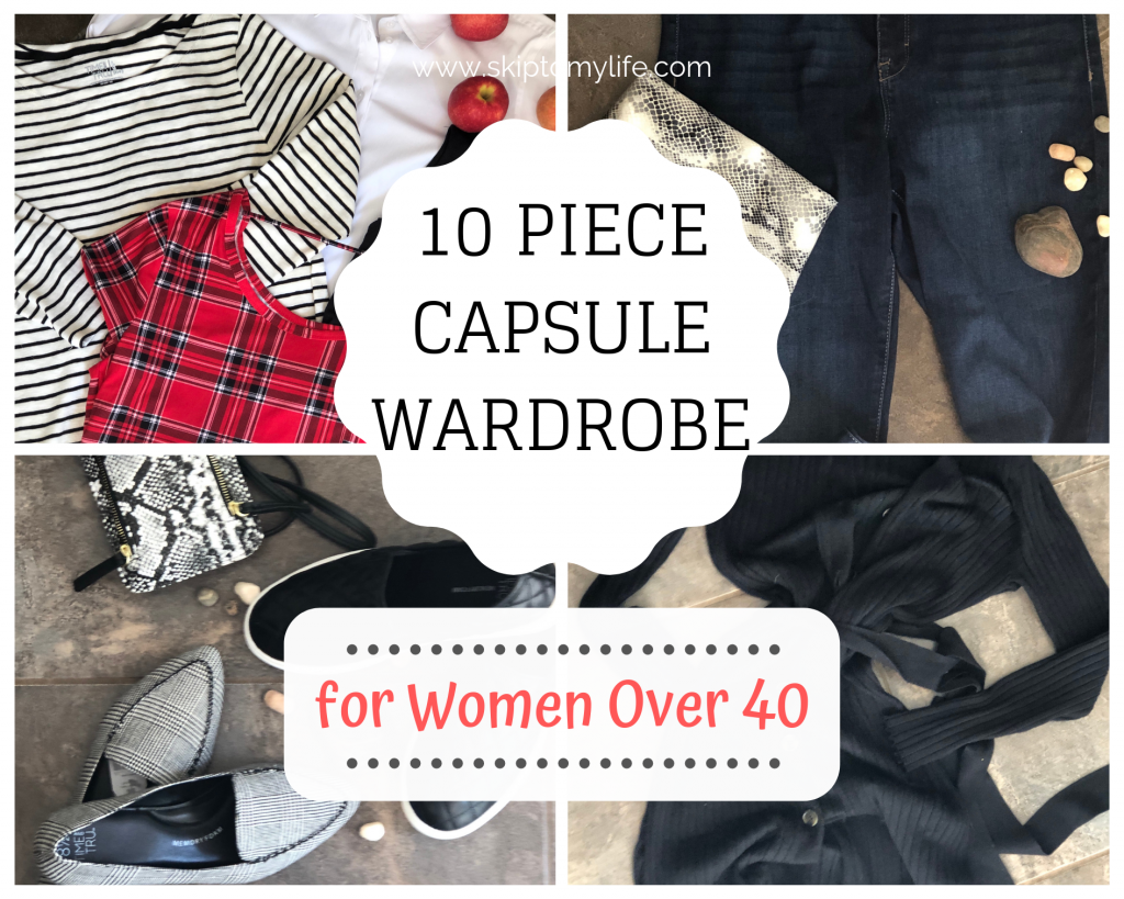 Tired of your clothes? Just 10 classic pieces (and this free printable) can make a big difference.