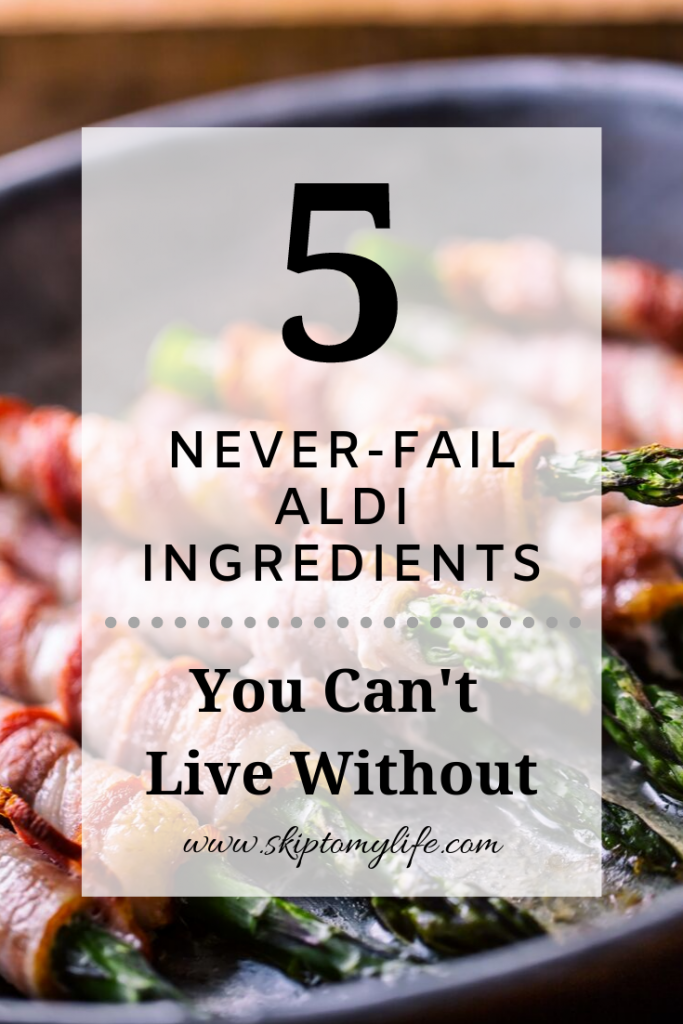 Never-fail 5 ALDI favorites you can't live without.