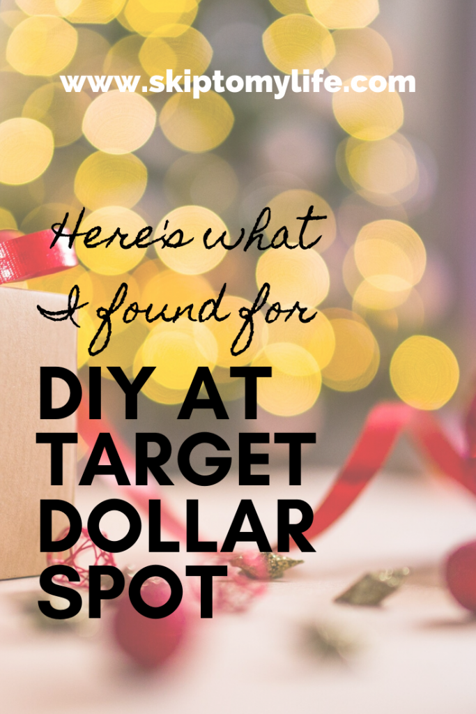 DIY at Target Dollar Spot! What will you find?