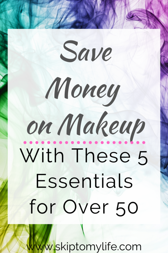 Use these 5 essentials to save money on makeup.