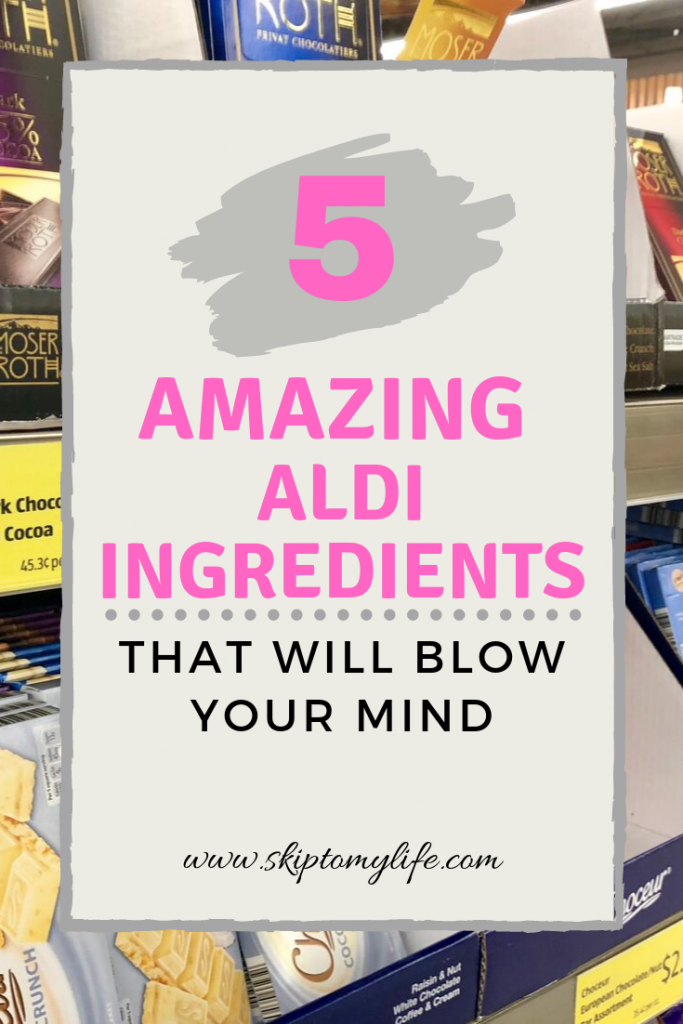 5 Favorites from ALDI will stretch your Empty Nest budget.