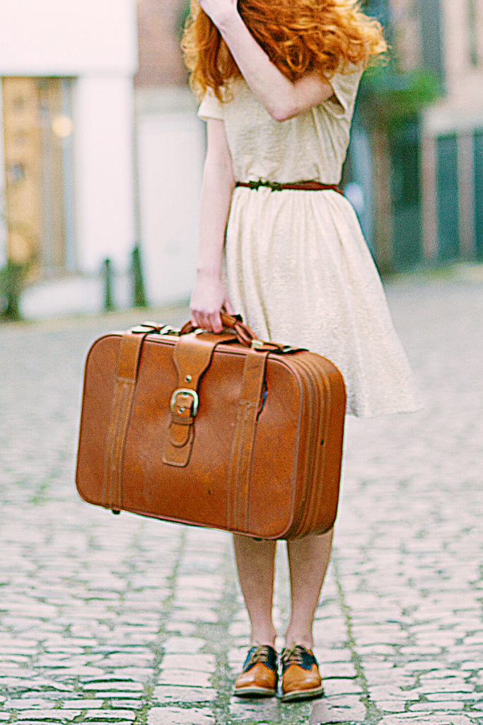 Make your holiday travel merry and light instead of lugging around a heavy suitcase.