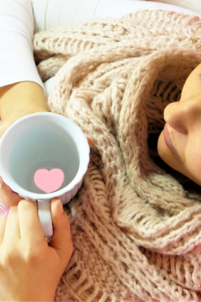 Weight loss over 40 can be tough, especially when you'd rather stay cozy and warm inside.