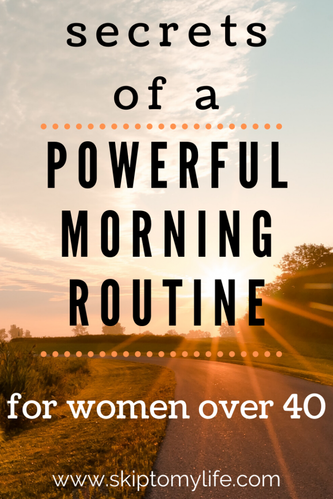 A powerful morning routine can give you clarity and calm throughout the day.