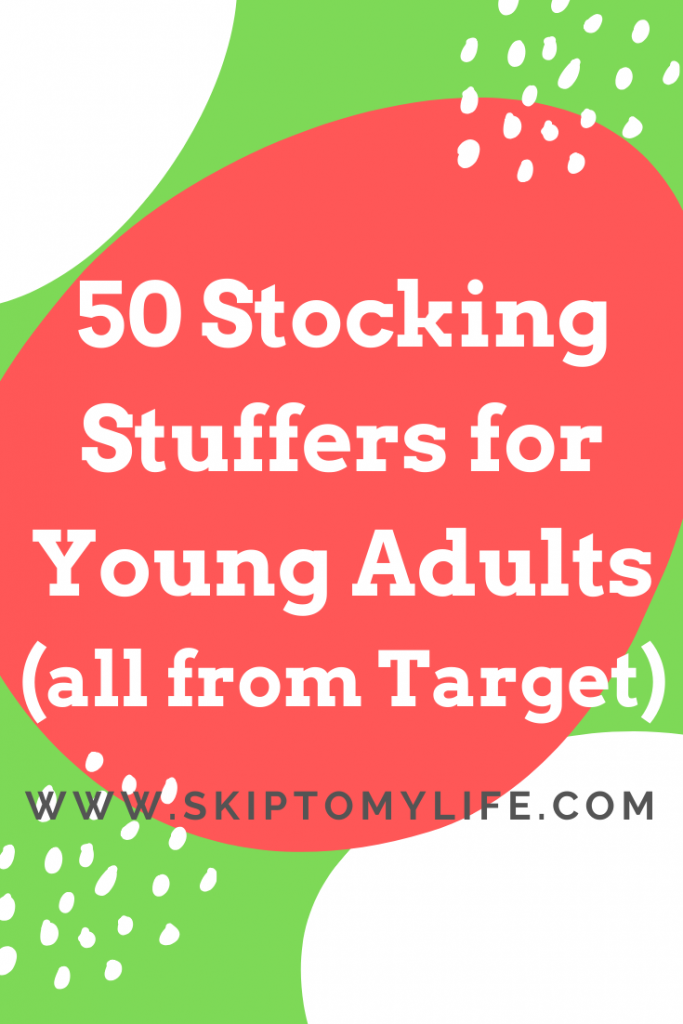 Try these 50 stocking stuffers and make your family happy.