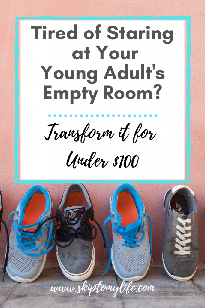 Transform your kid's empty room and move forward into your future.