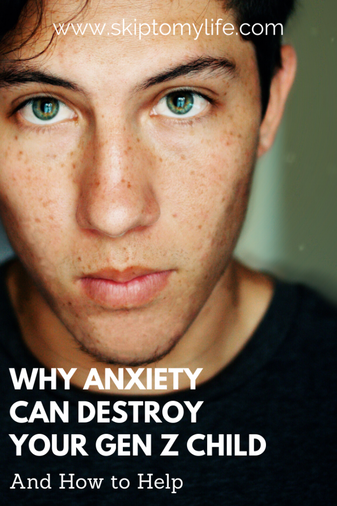Anxiety can destroy your Gen Z child, but it doesn't need to.