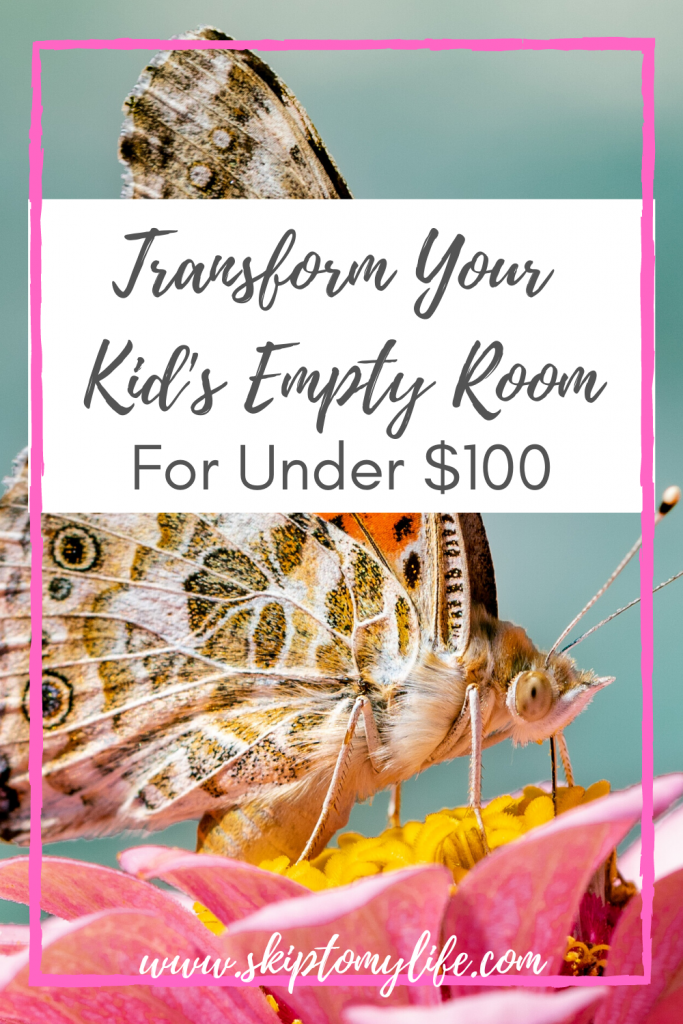 Tired of moping? Transform your kid's empty room into a place you love.