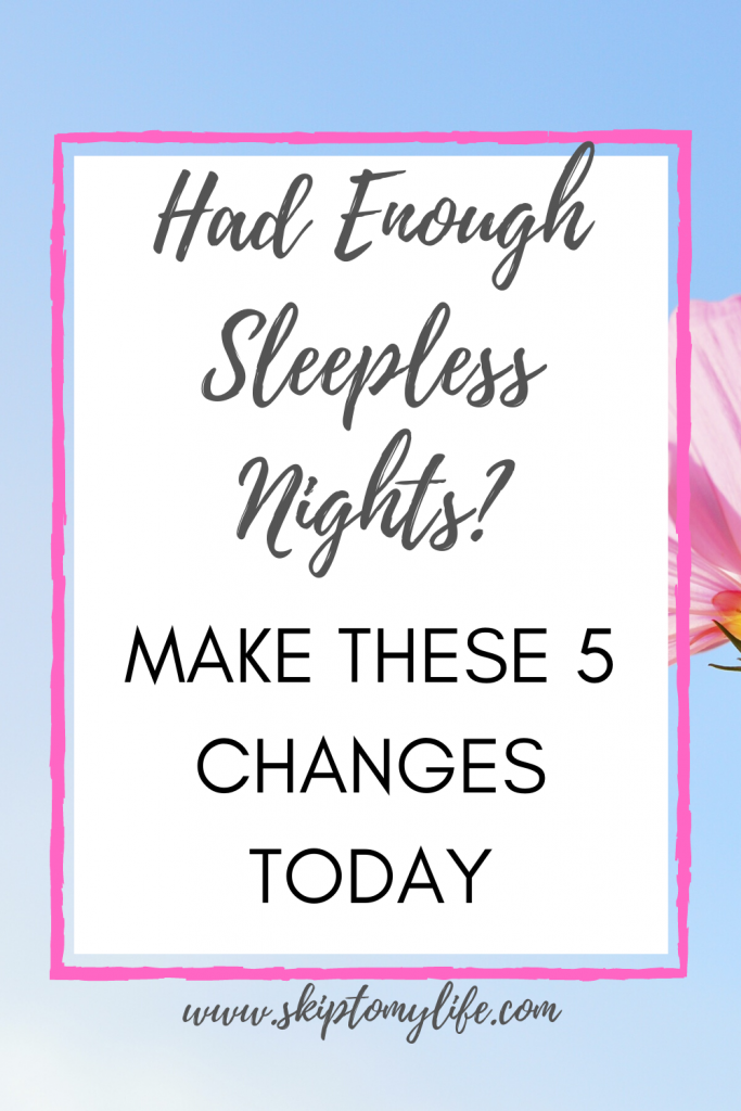 If you're tired of being tired, try these sleep tips for women over 40.